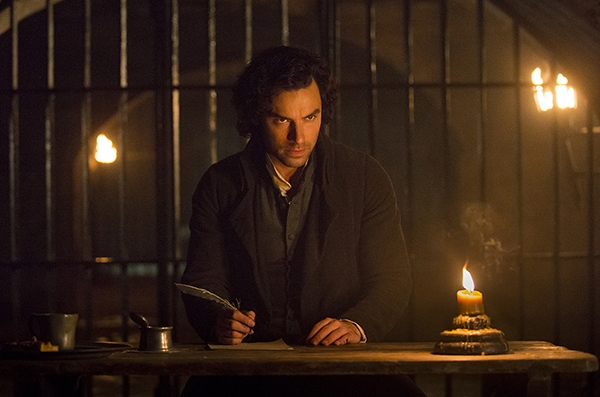 Poldark (Aiden Turner) Bodmin Assizes