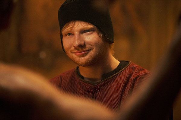 Sir Cormac (Ed Sheeran)