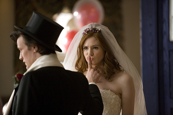 Amy Pond's wedding